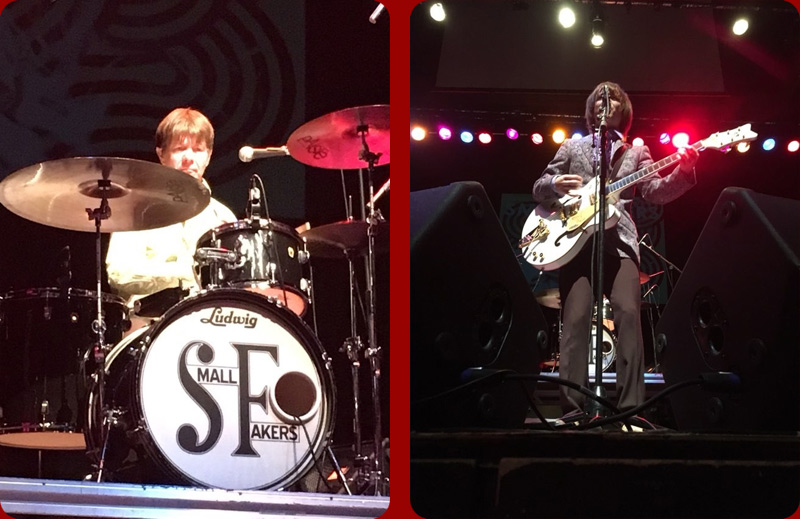 Small faces Tribute - The Small Fakers - Photo by Julie Snipe