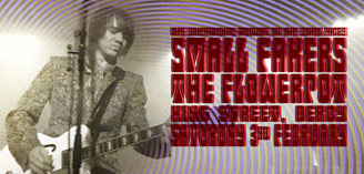 Small Faces Tribute Small Fakers in Derby